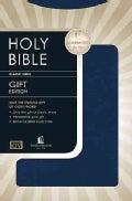 The Holy Bible: Gift & Award Edition (Paperback)
