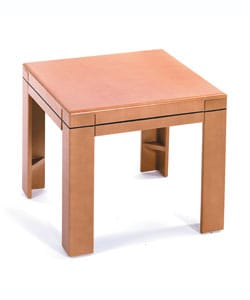 Boss Oak Laminate End Table