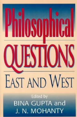 Philosophical Questions: East and West (Paperback)