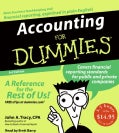 Accounting for Dummies (CD-Audio)