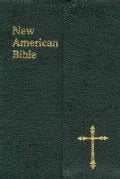 The New American Bible: Saint Joseph Personal Size Edition, Green Leather Magnetic Flap (Paperback)