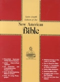 Saint Joseph Edition of the New American Bible/Black Bonded Leather/ Large Type/No. 611/13Bk (Hardcover)