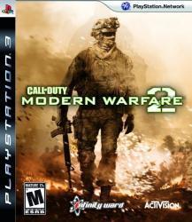 PS3 - Call Duty Modern Warfare 2 (Pre-Played)