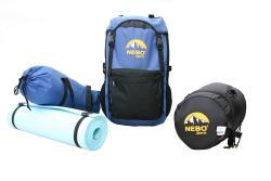 Complete 4-piece Camping Set