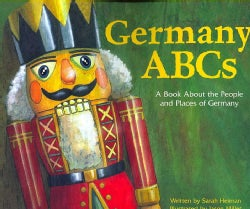 Germany ABCs: A Book About the People and Places of Germany (Paperback)