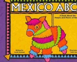 Mexico ABCs: A Book About the People and Places of Mexico (Paperback)