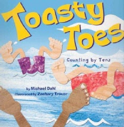 Toasty Toes: Counting by Tens (Paperback)