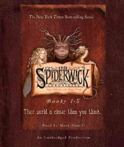 The Spiderwick Chronicles (CD-Audio)