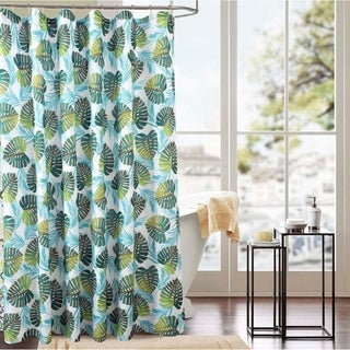 Classic Fern 70 x 72 in. Printed Shower Curtain