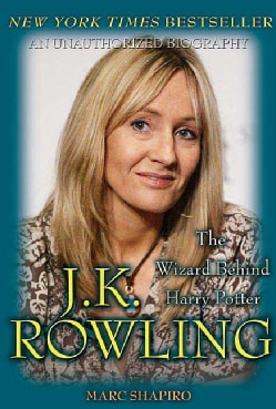 J. K. Rowling: The Wizard Behind Harry Potter (Paperback)