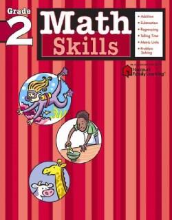 Math Skills: Grade 2 (Paperback)
