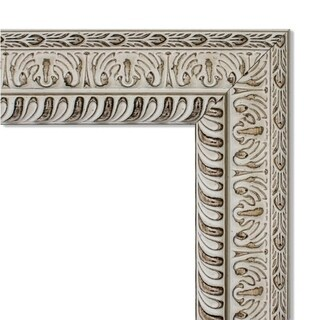 Wall Mirror, Fair Baroque Cream