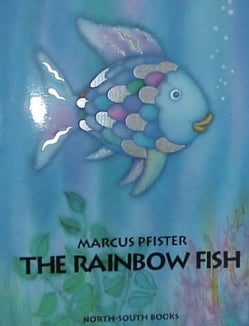 The Rainbow Fish Big Book (Paperback)