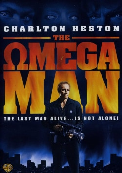 The Omega Man (DVD)