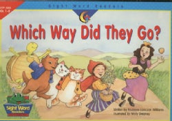 Which Way Did They Go? (Paperback)