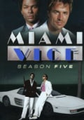 Miami Vice: Season Five (DVD)