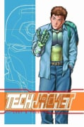 Tech Jacket 1: The Boy from Earth (Paperback)