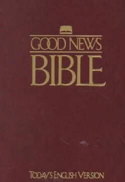 Good News Bible: Today's English Version, Flex Burgandy (Paperback)