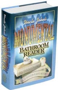 Uncle John's Monumental Bathroom Reader (Hardcover)