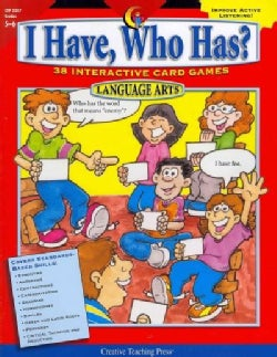 I Have, Who Has? Language, 5-6 (Paperback)