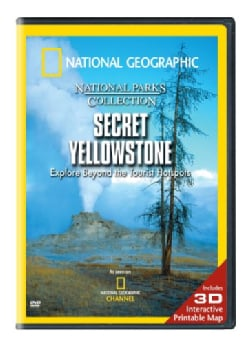 Secret Yellowstone (DVD)