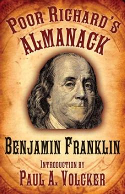 Poor Richard's Almanac (Hardcover)