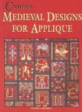 Creative Medieval Designs for Applique (Paperback)