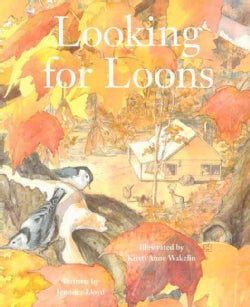 Looking for Loons (Hardcover)