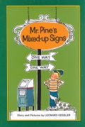Mr. Pine's Mixed-Up Signs (Hardcover)
