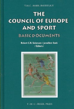 The Council of Europe and Sport: Basic Documents (Hardcover)
