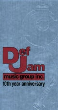 Various - Def Jam Box:10th Anniversary Set