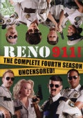 Reno 911!: The Complete Fourth Season Uncensored! (DVD)