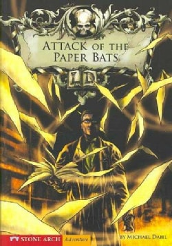 Attack of the Paper Bats (Paperback)