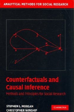 Counterfactuals and Causal Inference: Methods and Principles for Social Research (Paperback)