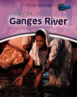 Living on the Ganges River (Hardcover)