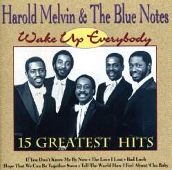 Harold & The Blue Notes Melvin - Wake Up Everybody