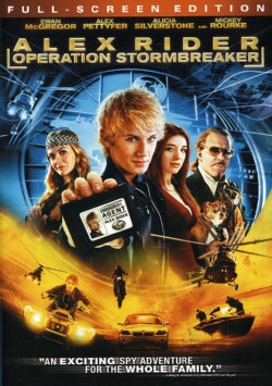 Alex Rider: Operation Stormbreaker (DVD)