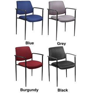 Boss Stackable Guest/Conference Room Chair