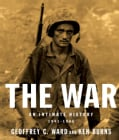 The War: An Intimate History, 1941-1945 (Hardcover)