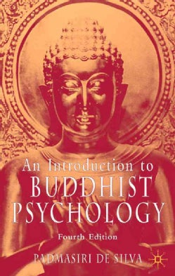 An Introduction to Buddhist Psychology (Hardcover)
