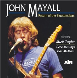 John Mayall - Return of the Blues Breakers