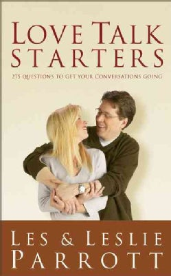 Love Talk Starters: 275 Questions to Get Your Conversations Going (Paperback)