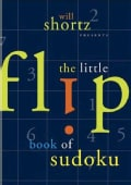 Will Shortz Presents the Little Flip Book of Sudoku (Hardcover)