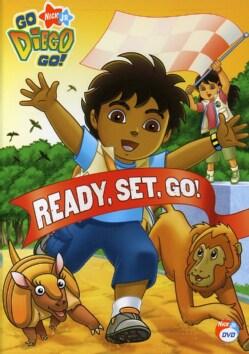 Go, Diego, Go!: Ready, Set, Go! (DVD)