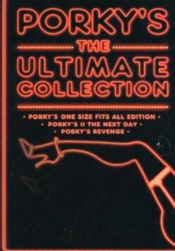 Porky's Boxset (DVD)