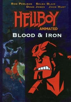 Hellboy: Blood & Iron (DVD)