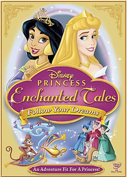Disney Princess Enchanted Tales: Follow Your Dreams (DVD)