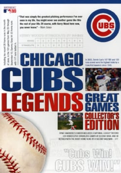 Chicago Cubs Legends: Great Games Collector's Edition (DVD)