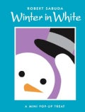 Winter in White: A Mini Pop-up Treat (Hardcover)