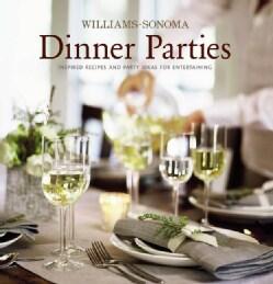 Williams-Sonoma Dinner Parties (Hardcover)